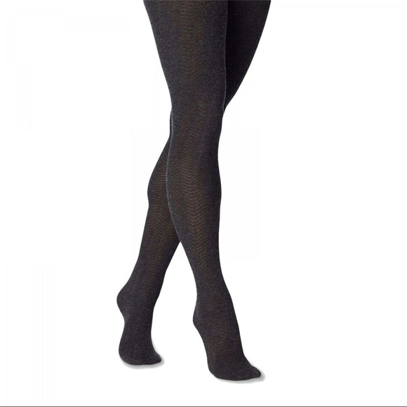 Sweater tights in Ebony Heather|NWT|A New Day